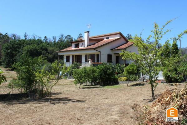 Portugal ~ Transmontana ~ Viseu ~ Santa Comba D�o - Woonhuis