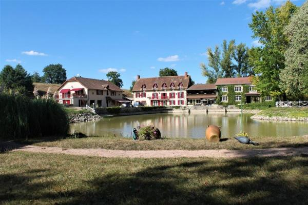 Frankrijk ~ Auvergne ~ 03 - Allier - Landgoed