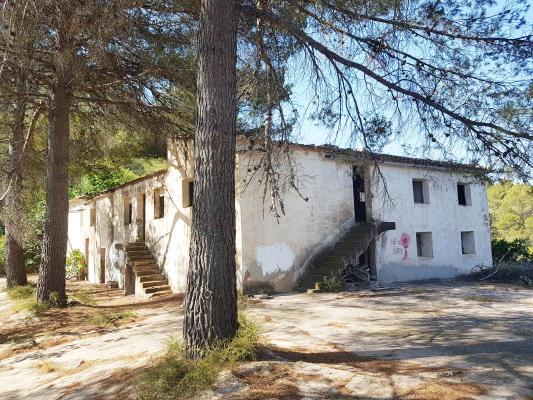 Spanje ~ Catalonië ~ Tarragona ~ Binnenland - Project