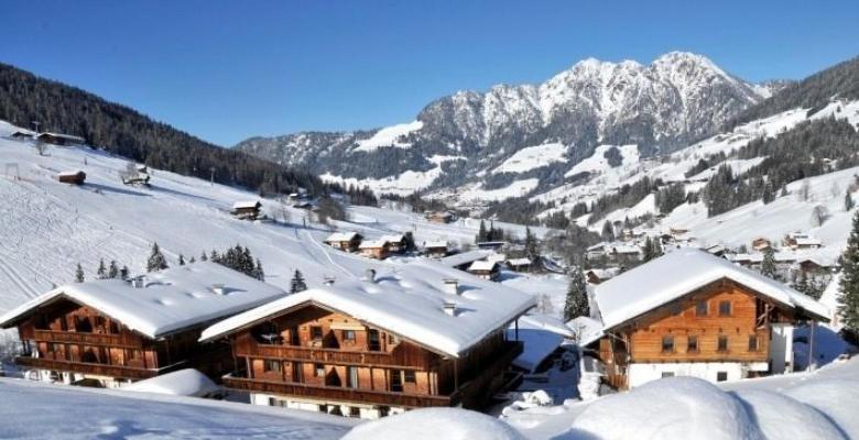 Oostenrijk ~ Tirol - Chalet