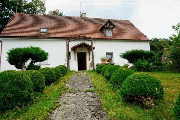 Polen ~ Lower Silesian (Dolnoslaskie) - (Woon)boerderij