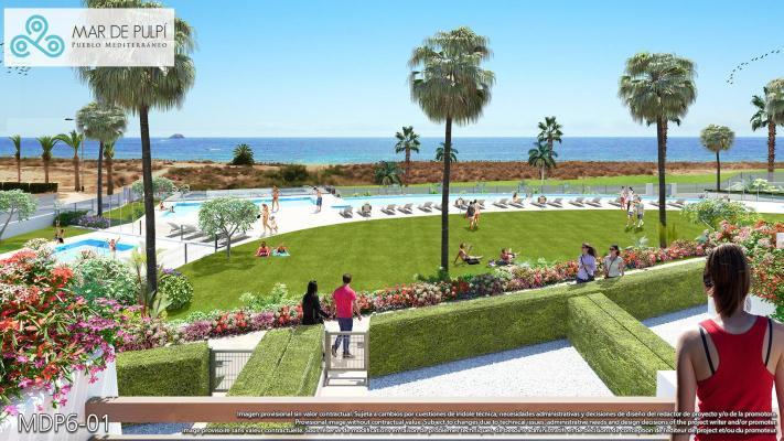 Spanje ~ Andalusië ~ Almería ~ Costa de Almeria ~ Kust - Project