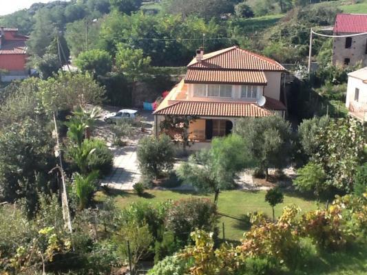 Italië ~ Calabrië - Villa