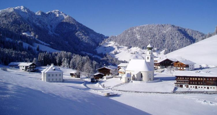 Oostenrijk ~ Tirol - Bungalow