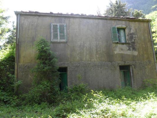Italië ~ Basilicata - Landhuis