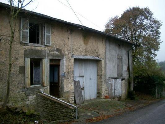 Frankrijk ~ Lorraine ~ 88 - Vosges - Maison en pierre