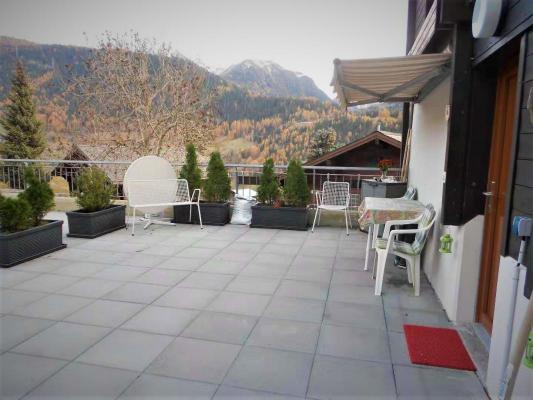 Zwitserland ~ Wallis - Bouwgrond