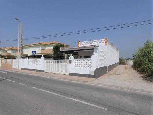 Spanje ~ Valencia (Regio) ~ Castell�n ~ Costa Azahar (N) ~ Kust - Bungalow