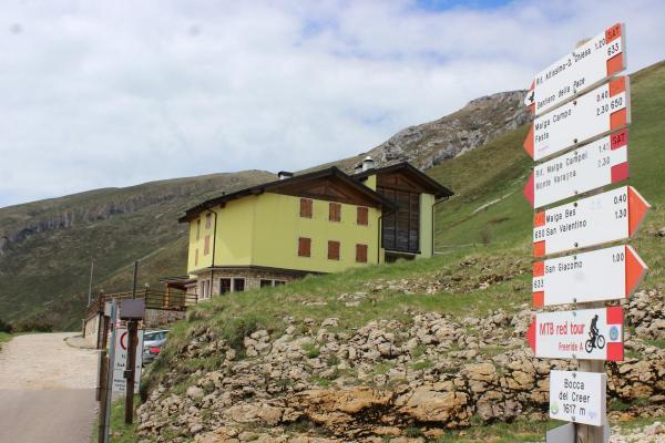 Italië ~ Trentino Alto Adige - Horeca-object