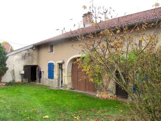 Frankrijk ~ Franche-Comté ~ 70 - Haute-Saône - Maison en pierre