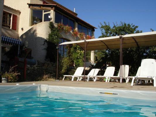 Frankrijk ~ Provence-Alpes-Côte d'Azur ~ 04 - Alpes-de-Haute-Provence - Maison de Campagne