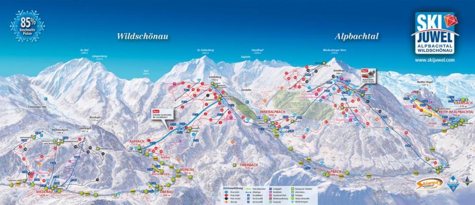 Oostenrijk-Tirol-KramsachSkiJuwel
