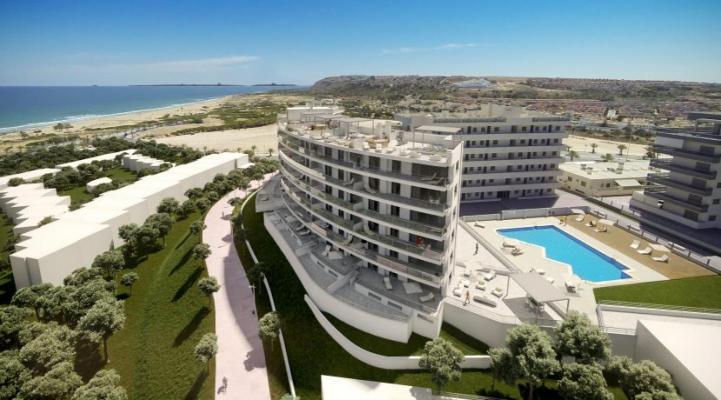 Spanje ~ Valencia (Regio) ~ Alicante (prov.) ~ Costa Blanca ~ Kust - Appartement