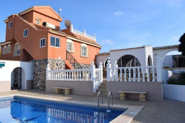 Spanje ~ Murcia (Regio) ~ Costa Calida ~ Kust - Villa