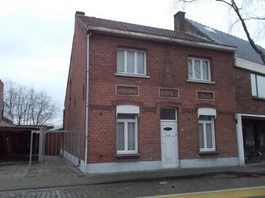 België ~ Vlaanderen ~ Antwerpen - 2-onder-1-kap