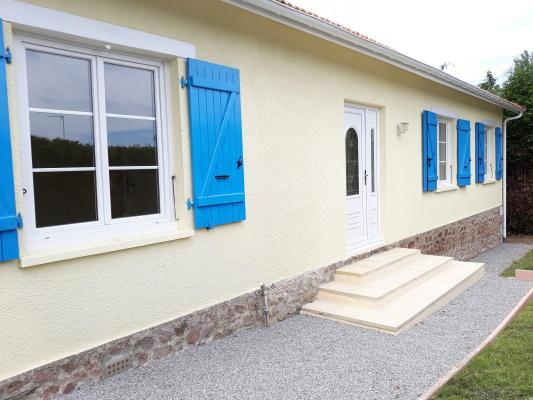 Frankrijk ~ Poitou-Charentes ~ 16 - Charente - Bungalow