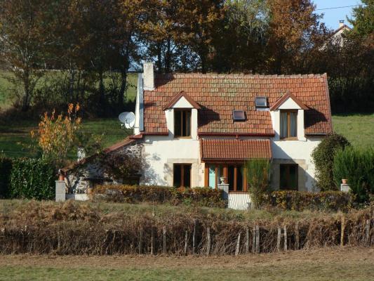 Frankrijk ~ Limousin ~ 23 - Creuse - Maison de Campagne