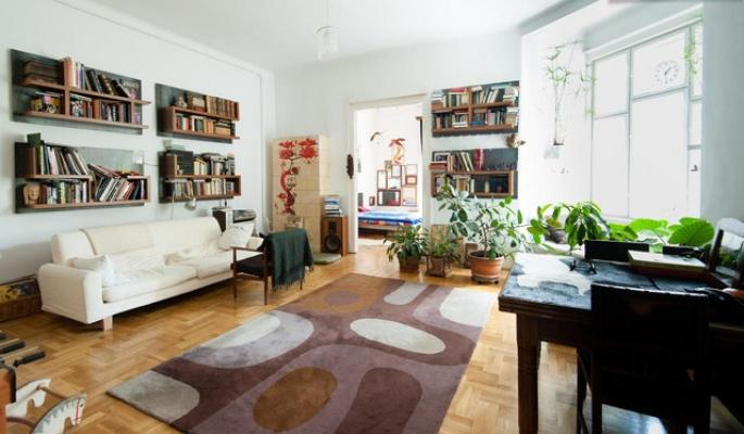 Hongarije ~ Budapest (Omgeving) ~ Budapest - Appartement