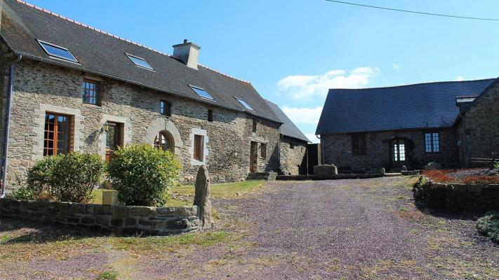 Frankrijk ~ Bretagne ~ 22 - Côtes-d`Armor - Maison de Caractère
