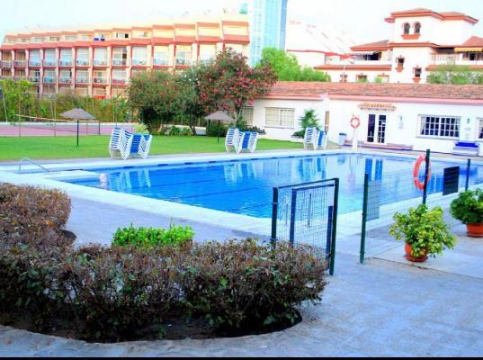 Spanje ~ Andalusi� ~ M�laga ~ Costa del Sol ~ Kust - Resort