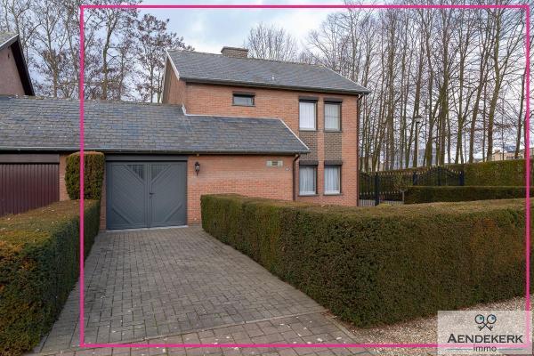 België ~ Vlaanderen ~ Limburg - 2-onder-1-kap