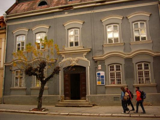 Slowakije ~ Pre�ov - Bedrijfspand