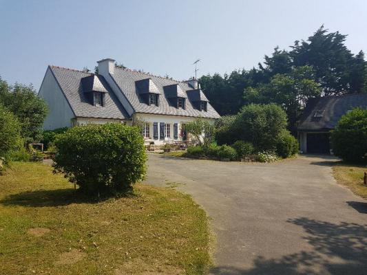 Frankrijk ~ Bretagne ~ 29 - Finist�re - Landhuis