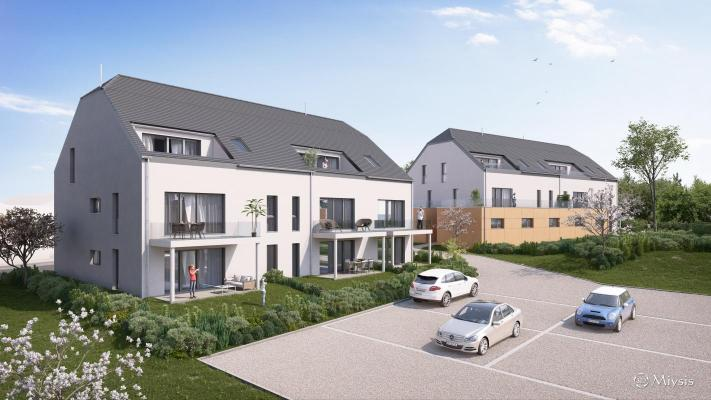 Luxemburg ~ Diekirch - Appartement