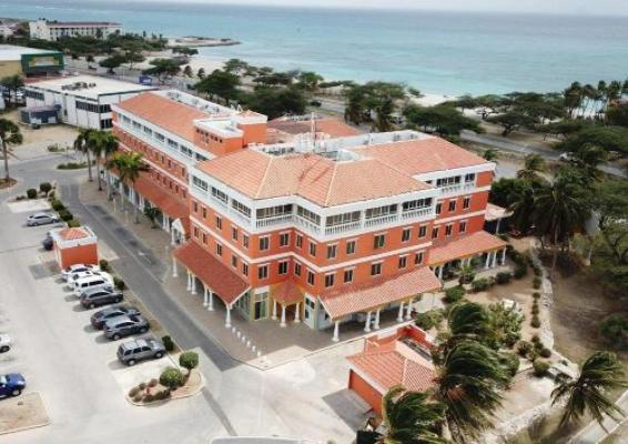 Antillen ~ Aruba - Belegging-object