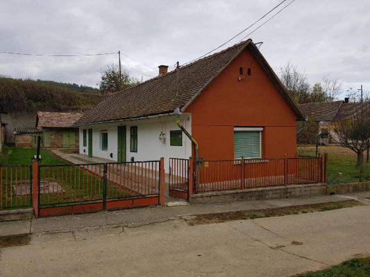 Hongarije ~ Pannonia (West) ~ Tolna (Szeksz�rd) - (Woon)boerderij
