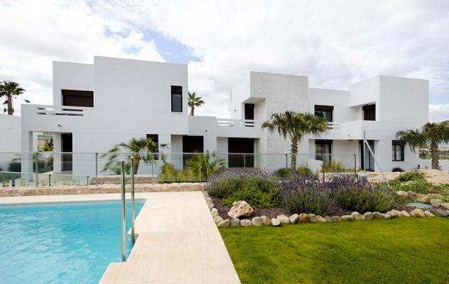 Spanje ~ Valencia (Regio) ~ Alicante (prov.) ~ Binnenland - Appartement