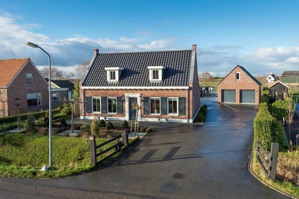 Nederland ~ Zuid-Holland - Woonhuis