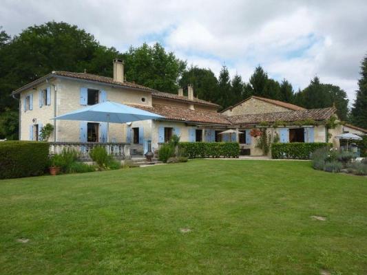 Frankrijk ~ Poitou-Charentes ~ 16 - Charente - Landhuis