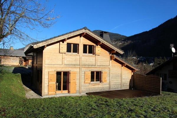 Frankrijk ~ Rhône-Alpes ~ 74 - Haute-Savoie - Chalet