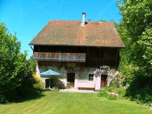 Frankrijk ~ Rhône-Alpes ~ 74 - Haute-Savoie - Landhuis