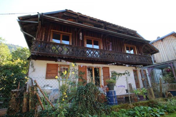 Frankrijk ~ Rhône-Alpes ~ 74 - Haute-Savoie - Woonhuis
