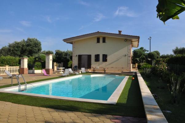 Italië ~ Apulië - Villa