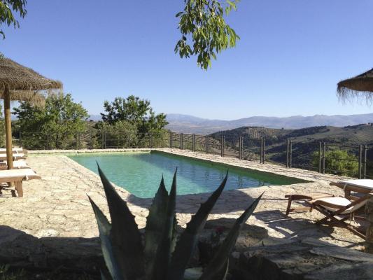 Spanje ~ Andalusië ~ Granada ~ Binnenland - Landhuis