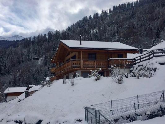 Zwitserland ~ Wallis - Chalet