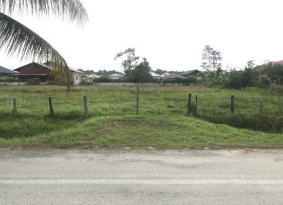 Suriname ~ Wanica - Grond