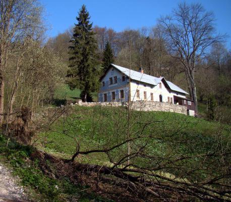 Tsjechië ~ Oost Bohemen - (Woon)boerderij
