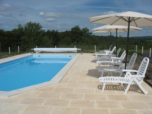 Frankrijk ~ Limousin ~ 19 - Corrèze - Resort