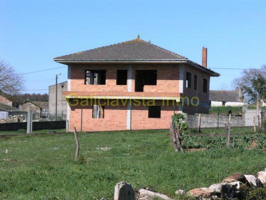 Spanje ~ Galicië ~ Lugo ~ Kust - Landhuis Finca