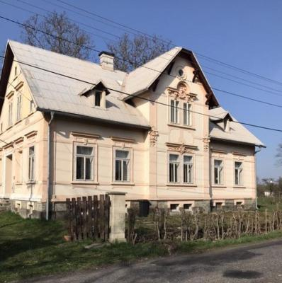 Tsjechië ~ Noord Bohemen - Herenhuis