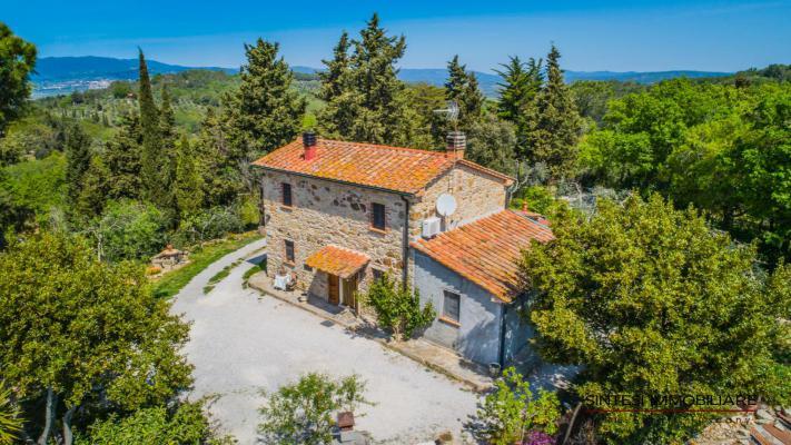Italië ~ Toscane - (Woon)boerderij