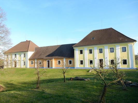 Tsjechië ~ Zuid Bohemen - Landgoed