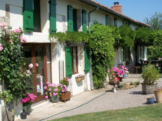Frankrijk ~ Poitou-Charentes ~ 16 - Charente - (Woon)boerderij