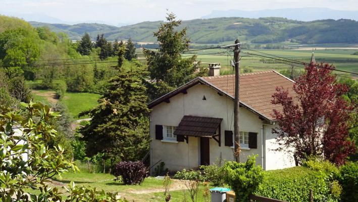 Frankrijk ~ Rh�ne-Alpes ~ 38 - Is�re - Woonhuis