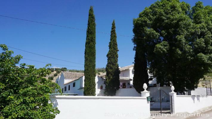 Spanje ~ Andalusi� ~ C�rdoba ~ Kust - Landhuis