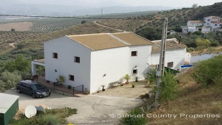 Spanje ~ Andalusi� ~ C�rdoba ~ Kust - Landhuis Finca